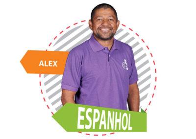 Alex – Espanhol