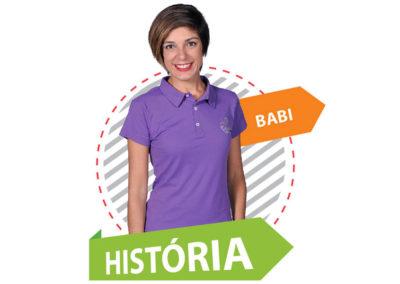Babi – História