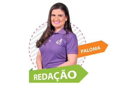 Paloma – Redação