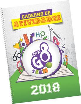 Caderno de atividades G8 Teen