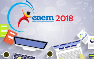 Provas e Gabaritos ENEM 2018 já disponíveis para download