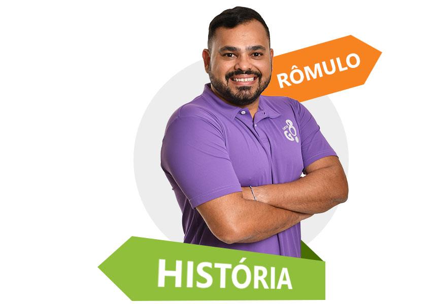 Rômulo – História